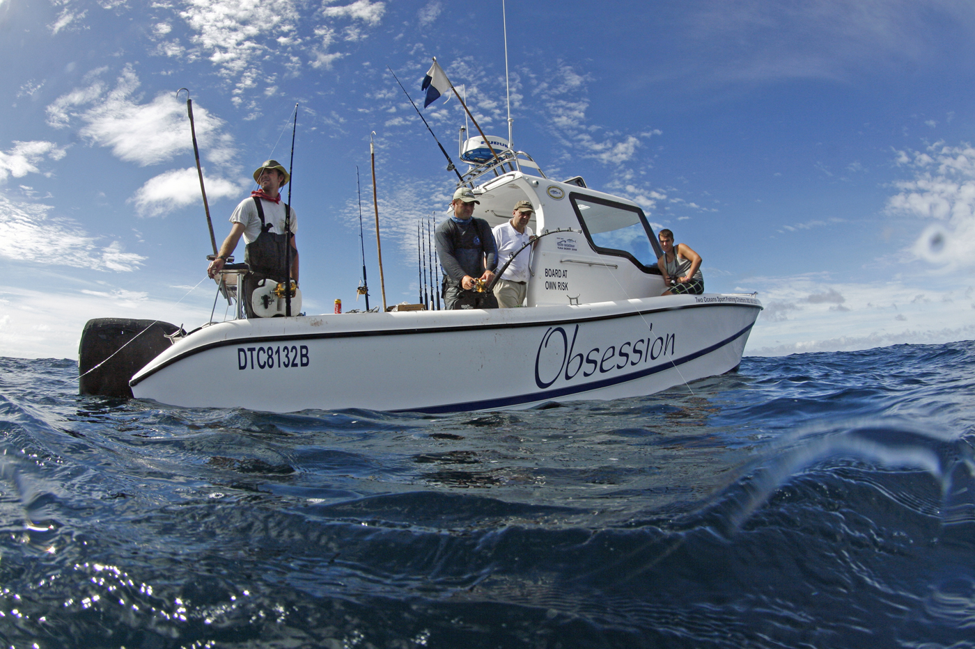 Offshore Fly Fishing